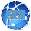 Atea Meetnow logo